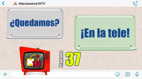 Embedded thumbnail for ¿Quedamos? ¡En la tele!