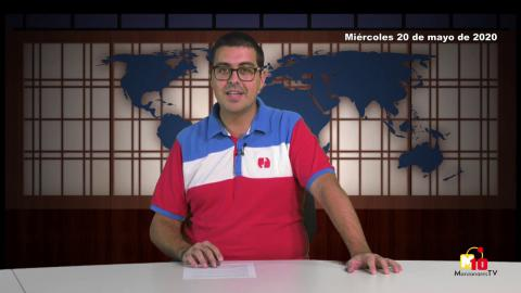 Embedded thumbnail for Servicios Informativos de M10TV